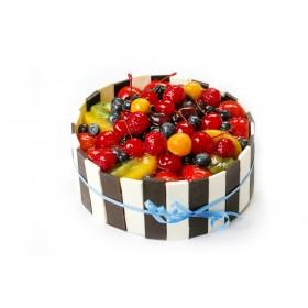 Торт Фруктовая горка