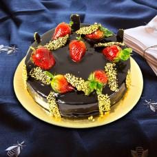 Торт Чизкейк Классик шоколадный