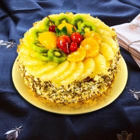 Торт Фруктовая фантазия
