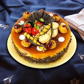 Торт Крем карамель