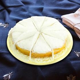 Домашний пирог ассорти( яблоко, вишня, творог, чернослив, лимон)