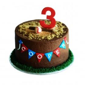 Детский торт Три года