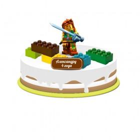 Торты на заказ Лего