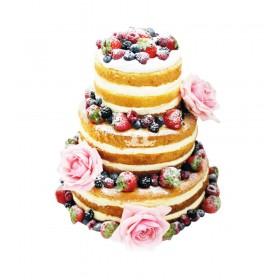 Торт свадебный 71