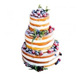 Торт свадебный 59