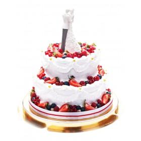 Торт свадебный 36