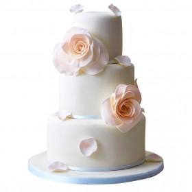 Торт свадебный 06