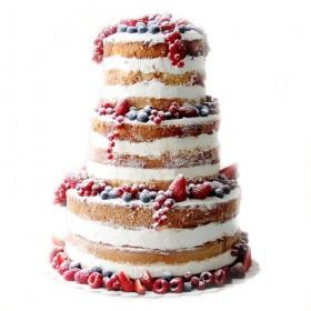 Торт свадебный 45