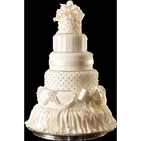 Торт Свадебный  модель 021
