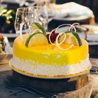 Торт Экзотический (манго-маракуйя)