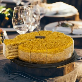 Торт Медовый (нарезка)
