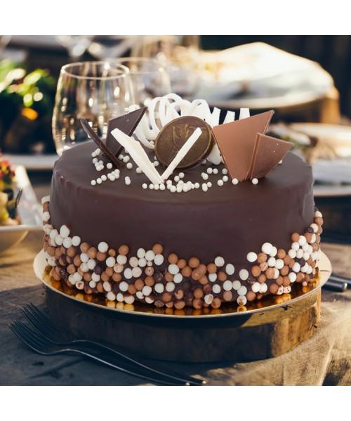 Торт Три шоколада