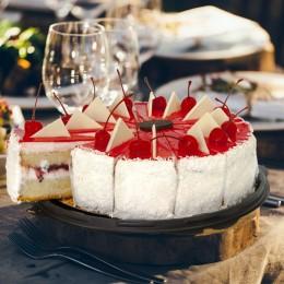 Торт Йогуртовый (нарезка)