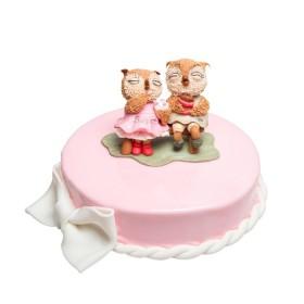 Торт «Совушки»
