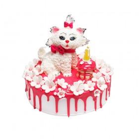 Торт «Котенок»