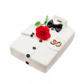 Торт на заказ для настоящих  Джентельменов